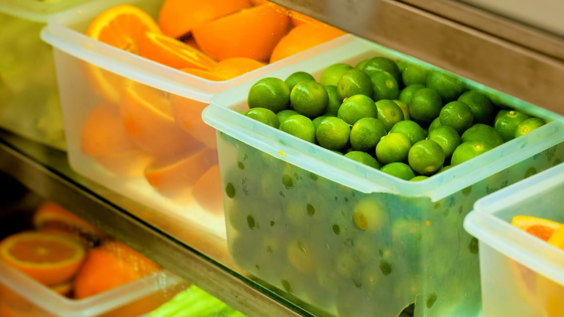 Keep Fresh Fruits And Vegetables Longer