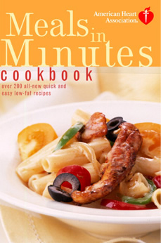 Meals In Minutes Cookbook