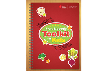 Fruit and Veggie Toolkit for Kids cover