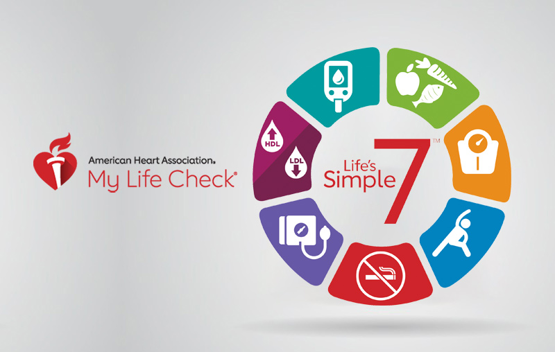 My Life Check and Lifes Simple 7 dual logos