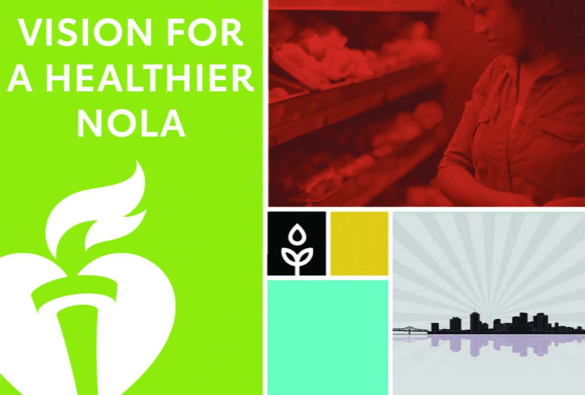 Vision for a healthier New Orleans