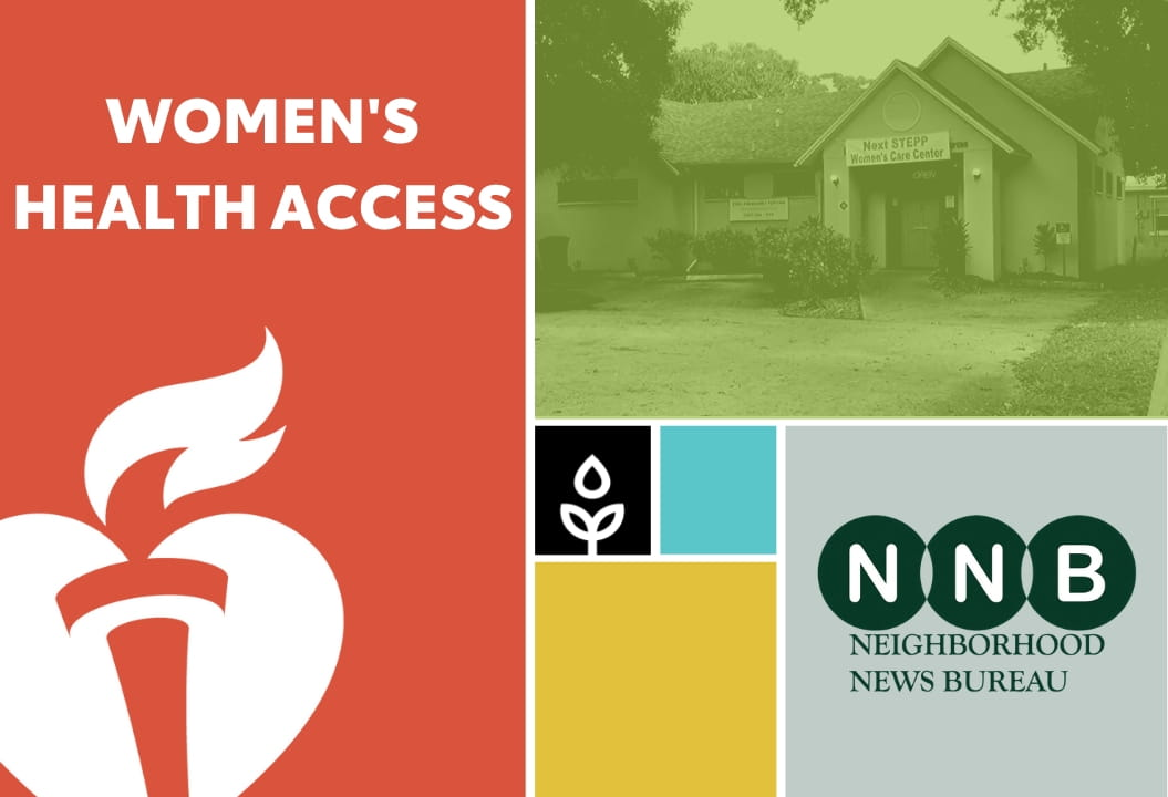 Lack of access to women's health clinics