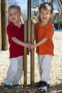 RMHC Heart Heroes Nathan and Alex