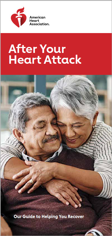 After Your Heart Attack brochure cover