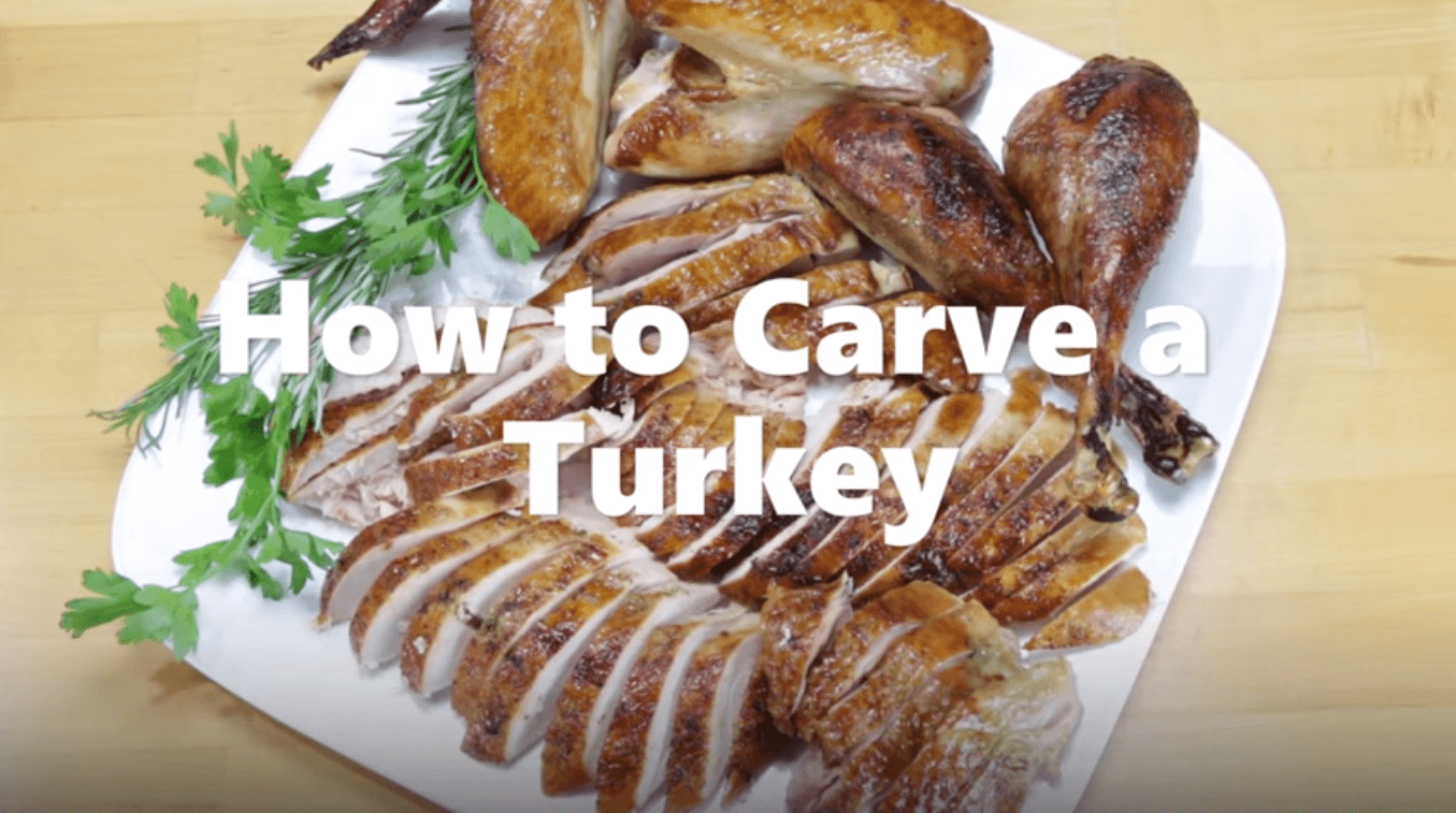 How to Carve a Turkey