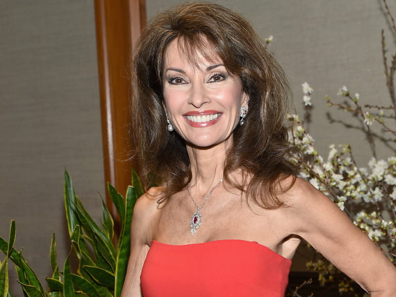 Actress Susan Lucci in March 2017. (Photo by Mike Coppola Getty Images for United Cerebral Palsy of New York City)