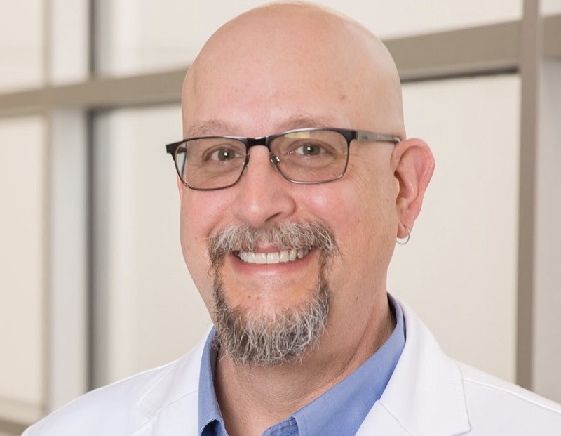 Dr. David B. Wheeler, the 2019 American Heart Association Physician of  the Year.