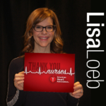 "Lisa Loeb's first No. 1 hit, ""Stay (I Missed You),"" launched her career in the 1990s. She's been going strong ever since, with children's books and ballads, building good will and hope, as do the nurses she salutes."