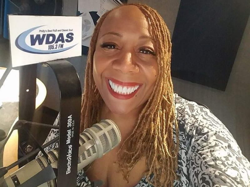 Stroke survivor Patty Jackson has been on Philadelphia radio stations for nearly four decades.
