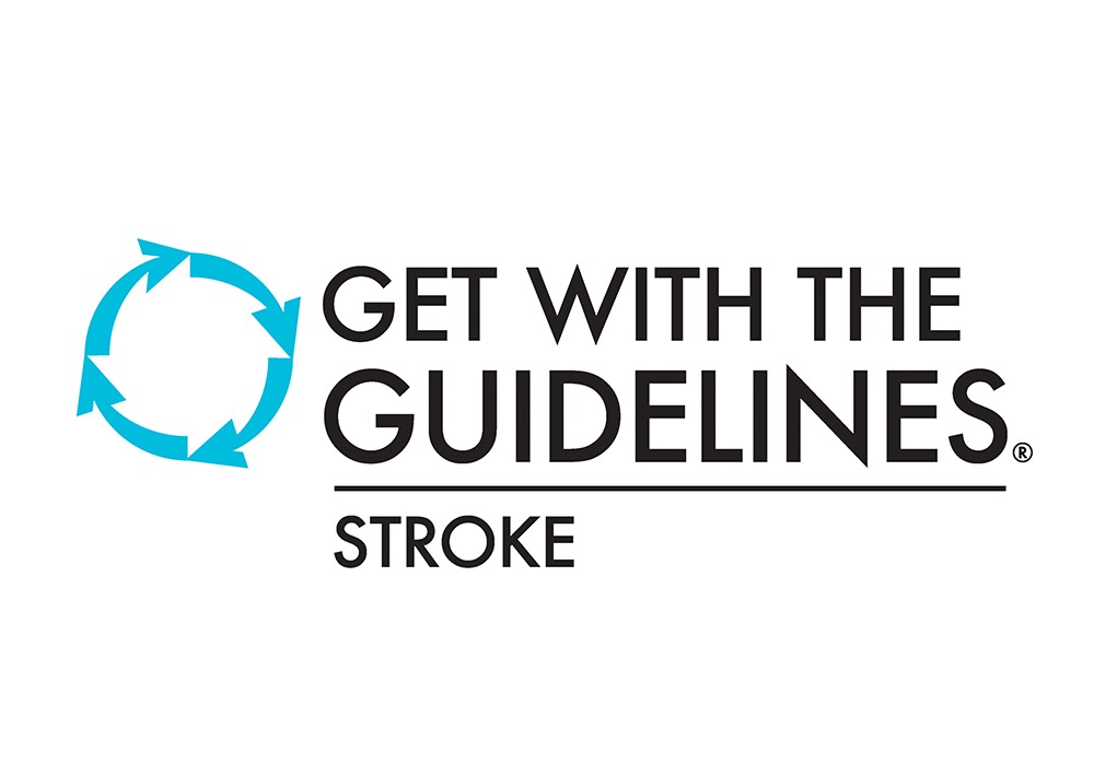 Get With The Guidelines Stroke Logo