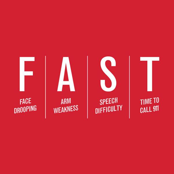 Face Arm Speech Time Stroke Awareness Message